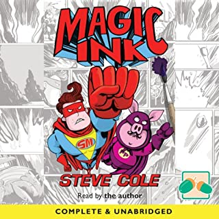 Magic Ink cover art