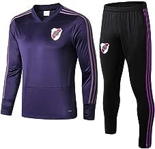 WigColtd Sportbekleidung Fußballtrainingsanzug Der Champions League Trainingsanzug Aus Jersey Mit Langen Ärmeln
