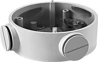 Hikvision Mount Bracket Aluminium Alloy Junction Box DS-1260ZJ for Hikvision Vari-Focal Bullet Cameras DS-2CD2642FWD-IZS DS-2CD2632F-I(S) DS-2CD2612F-I(S) DS-2CD2635F-IS