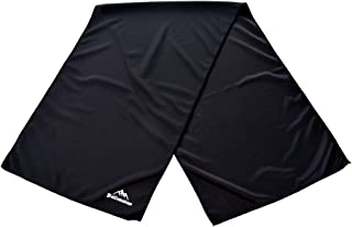 Cooling Towel: Evaporative Microfiber Cooling Towel For Sports & All Outdoor Activities – Instant Chill Towel For Yoga, Golf, Gym, Pilates, Camping, Hiking, Cycling, Travel & Menopause