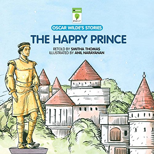 The Happy Prince: Oscar Wilde's Stories cover art