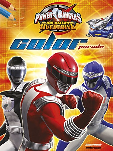 Power Rangers Color Parade