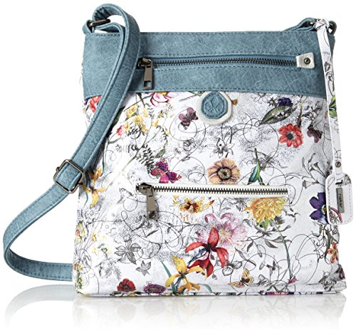 Rieker Damen H1302 Tasche, 6x28x28 cm