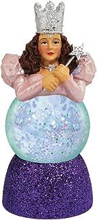 Westland Giftware Sparkler Water Globe Figurine, 35mm, Wizard of Oz Glinda