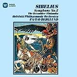 シベリウス:交響曲第2番、フィンランディア、他