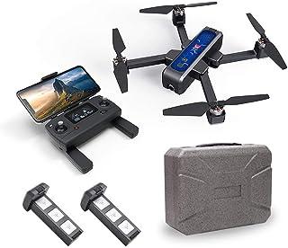 DroneMJX Bugs 4W Mini Drone con Cámara HD Video WiFi En Vivo 4W Bugs 5G 4K DroneToy Quadcopter para MJX Bueno para Principiantes Motor Sin Escobillas Flujo Óptico Posicionamiento Global