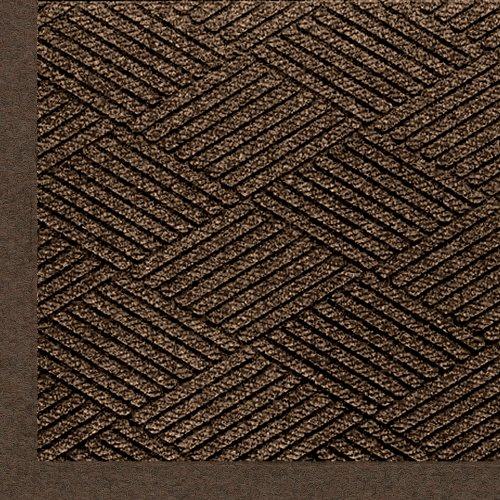 M+A Matting 2297 Waterhog Eco Premier Fashion PET Polyester Fiber Indoor/Outdoor Floor Mat, SBR Rubber Backing, 4' Length x 3' Width, 3/8