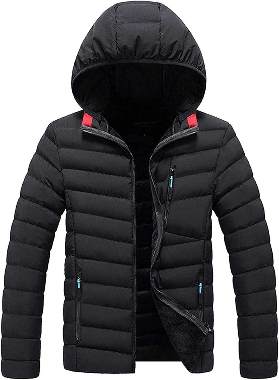 Mens Softshell Jacket Fleece Lined Waterproof Windproof Lightweight Outerwear Full Zip Pocket Hiking Work Travel Coats