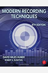 Modern Recording Techniques (Audio Engineering Society Presents) Paperback