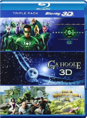Triple Pack: Grenn Lantern + Gahoole + Journey [Blu-ray]