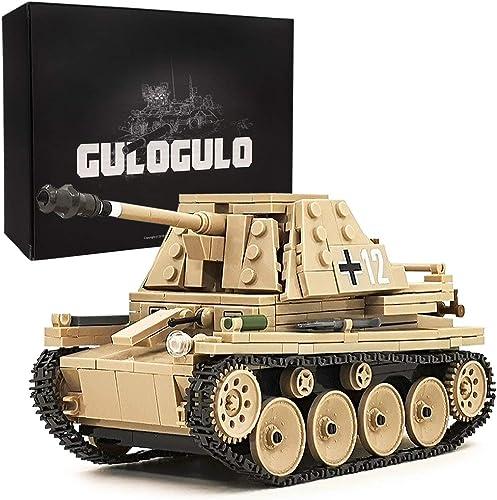 high quality GuloGuloM3TankBuildingBlocksandMilitaryToy, high quality 2021 ConstructionSettoBuild,ModelSetandAssemblyToyforTeensandAdult(608PCS) outlet sale