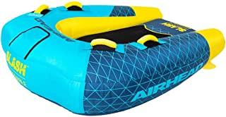 Airhead Rip and Slash | Steerable Towable Tube for Boating with 1 or 2 Rider Options