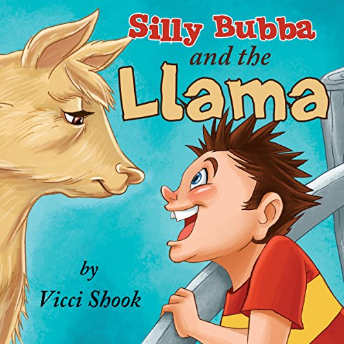 Silly Bubba and the Llama audiobook cover art