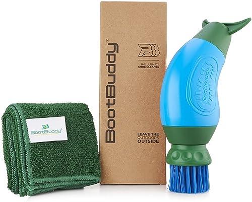 The Boot Buddy Accessoire de nettoyage rapide et simple pour chaussures boueuses Nettoyage en moins de 5minutes...