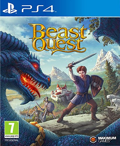 Beast Quest - The Official Game Ps4- Playstation 4
