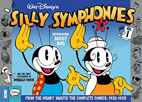 Silly Symphonies Volume 1: The Complete Disney Classics (Walt Disneys Silly Symphonies)