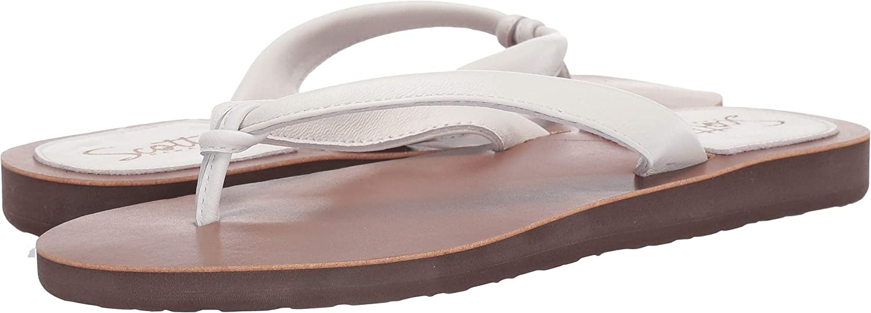 Scott Hawaii Women's Awapuhi Formal Sandals   Sheepskin Nappa Leather Foam Filled Strap