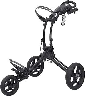 Clicgear Rovic Model RV1C Compact  | 3-Wheel Golf Push Cart