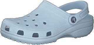 Crocs Unisex Classic Clog, Mineral Blue, 7 UK Men/ 8 UK Women