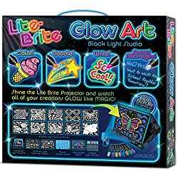 Lite Brite Magic Art