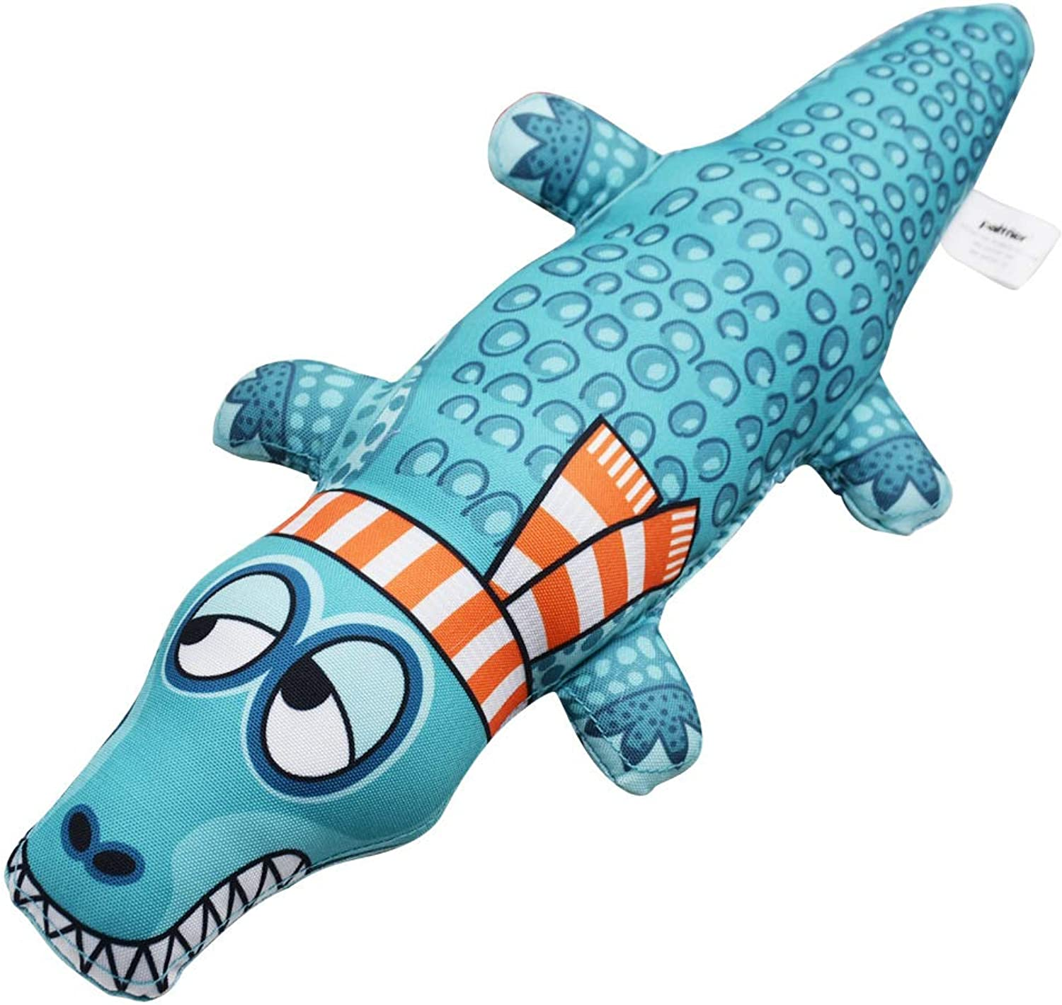 Pet Toys  bluee Crocodile Shape Teeth Clean Stuffed Into Small and Medium Dogs  Suitable for Cats and Dogs to Play