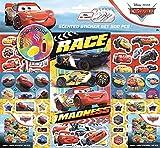 Super set de 500 pegatinas de CARS (Nueva edición): (Nueva edición)