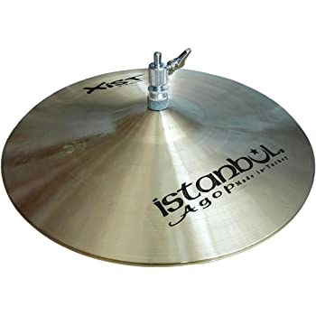 "Istanbul Agop Xist Natural Ride Cymbal 21/"" Video Demo"
