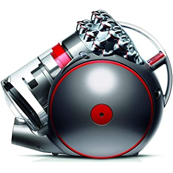 Dyson 100014-01 Cinetic Big Ball Animal Pro- Aspiradora (sin bolsa, 250 W succion, 1.6 L), color gris: Amazon.es: Hogar