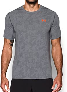 Under Armour Men's Threadborne Elite Fitted Short Sleeve