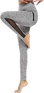 LEERJIA High Waisted Workout Leggings for Women, Yoga Pants for Womens with 2 Pockets