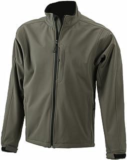 James & Nicholson JN135 Mens Softshell Jacket