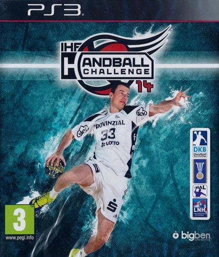PS4 IHF Handball Challange 14 [AT PEGI] (Sony Playstation 4)
