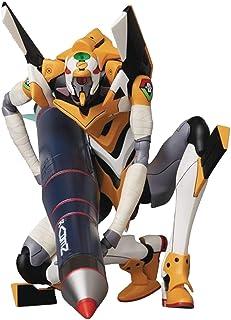 Medicom Rebuild of Evangelion: Eva-00 Mafex Action Figure, Multicolor