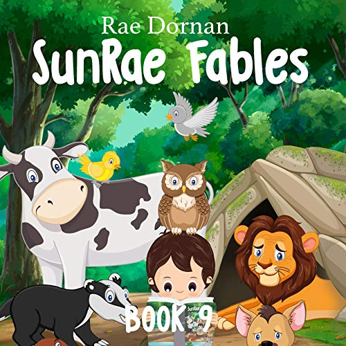 SunRae Fables, Book 9 audiobook cover art