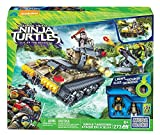 Mega Bloks - Tortues Ninja - DPF81 - Teenage Mutant Ninja Turtles - Jungle Battle
