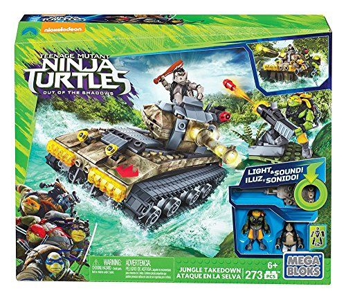 Mega Bloks Teenage Mutant Ninja Turtles...
