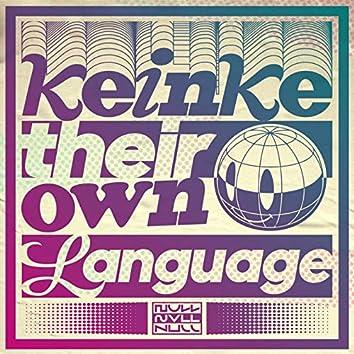 Their Own Language