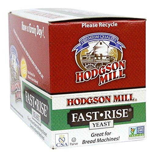 Hodgson Mills Yeast, Fast Rise, 0.35 oz