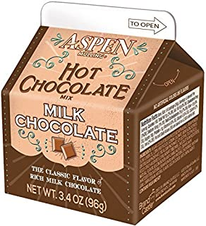 Aspen Mulling Hot Chocolate Milk Chocolate by Aspen Mulling