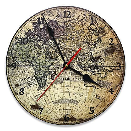 Relojes De Pared Amazon Adhesivo relojes de pared  Marca MP CREATIVE SRL
