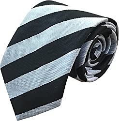 Senior/High School Size Tie Length: 52 inches Tie Width: 3 inches Hand made in the United Kingdom by Great British Tie Club