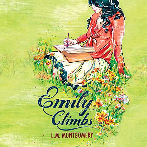 Emily Climbs audiobook cover art
