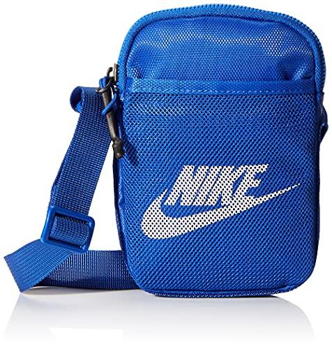 Nike x, Cartera Plegable Unisex-Adulto, Blau, Einheitsgröße