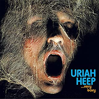 uriah heep album covers