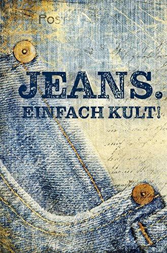 Jeans. Einfach Kult! (Minibibliothek)