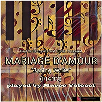 Mariage d'amour (Piano)