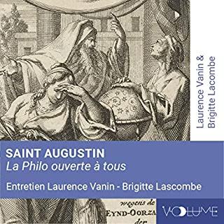 Couverture de Saint Augustin