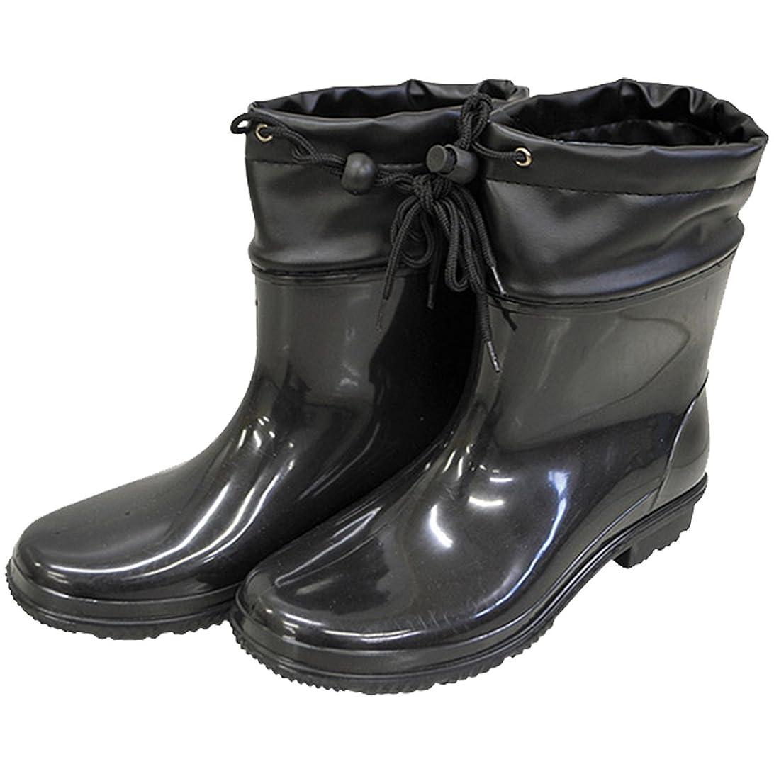 テスピアン地震金属SS PVCショートカバー付長靴 28.0cm SS-0150