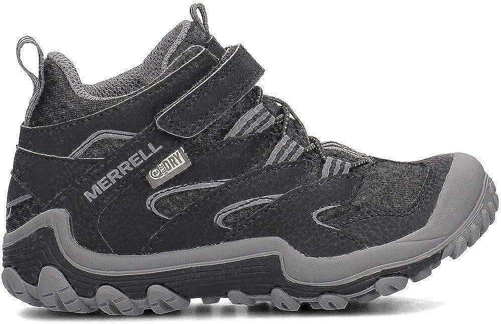 Merrell Kids' Unisex M-Chameleon 7 Mid A/C Wtrpf Hiking Shoe