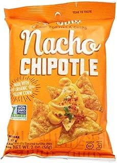 Late July Nacho Chipotle Clasico Tortilla Chips, 2 Ounce - 6 per case.